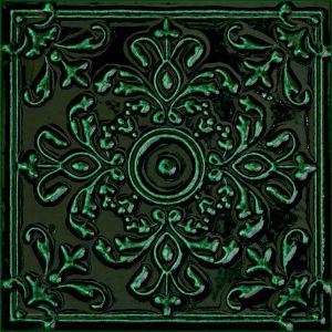 Zant Tinted Green Gloss Tile