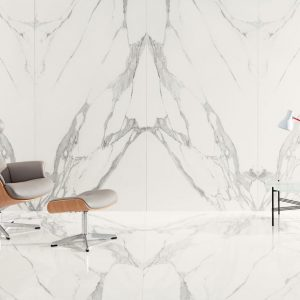 Makar Satin Carrara Tile