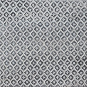 Zant Accented Iron Stripe Matt/Gloss Tile