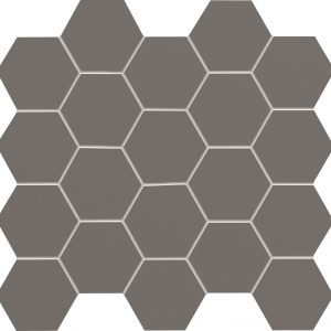 Revali Grey Mosaic Matt Wall Tile