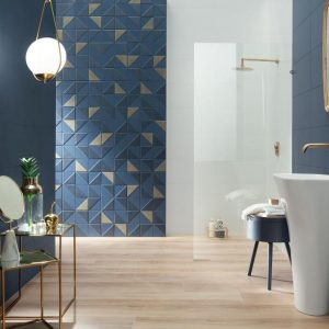 Revali Navy Matt Tile