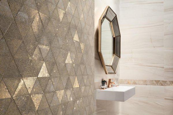 Deku Gold Gloss Tile