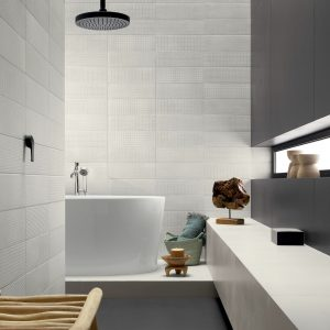 Zant Accented Platinum Matt/Gloss Tile