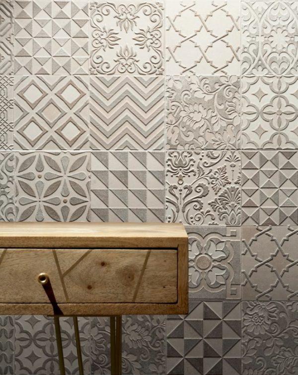 Zant Patch Matt Rectangular Tile
