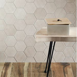 Zant Hexagon Matt Tile