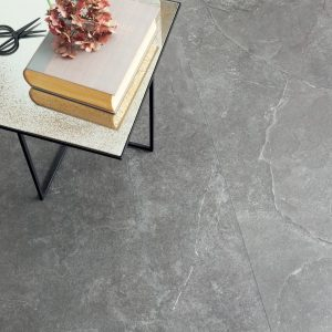 Karo Grey Matt Tile